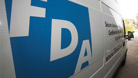 FDA UK Van